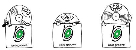 RECORD SHOPrare groove