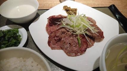仙台牛タン通定食