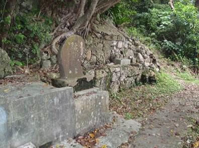 奥間ハンジャナシー前之墓、計画書