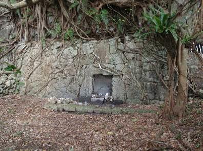 島添大里按司の墓、計画書