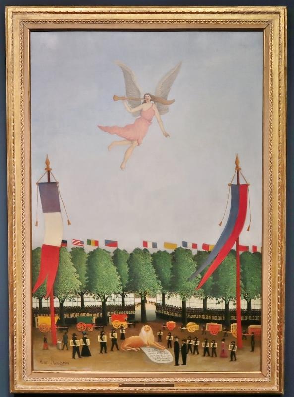 03Henri Rousseau1906第22回アンデパンダン展に参加するよう芸術家たちを導く自由の女神 (593x800)