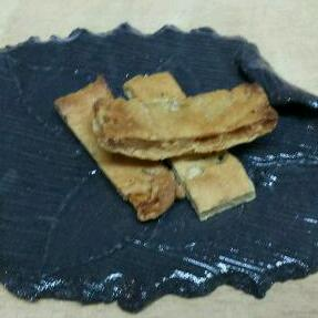 お芋とリンゴのクッキー