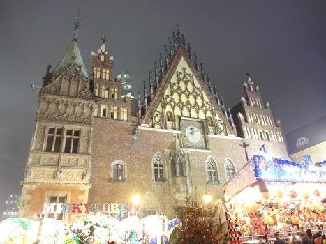 11 2016 ブロッワフ in Poland