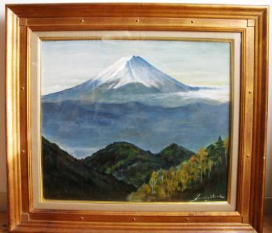 20161230富士山絵画