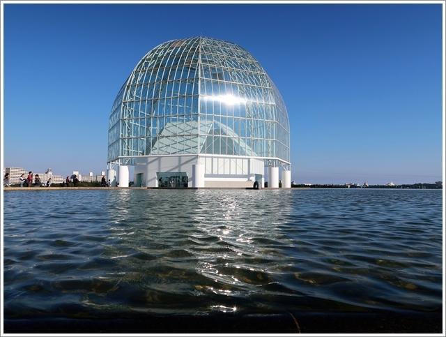 640水に浮かぶ水族館