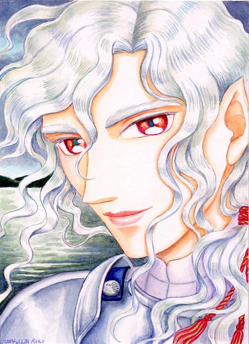 アヴァロンの白い竜リオネルさん