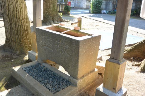 下石神井天祖神社⑥