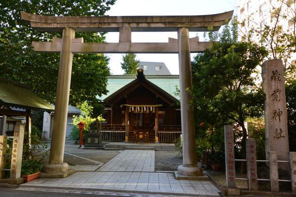 蔵前神社①