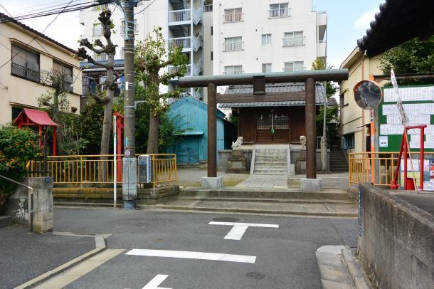 大塚天祖神社①