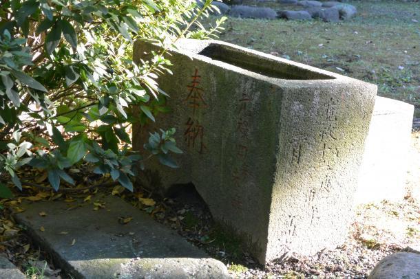 旧安田庭園⑤