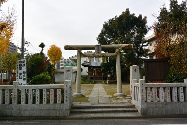 小台天祖神社①