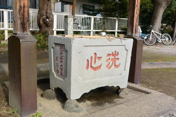 小台天祖神社②