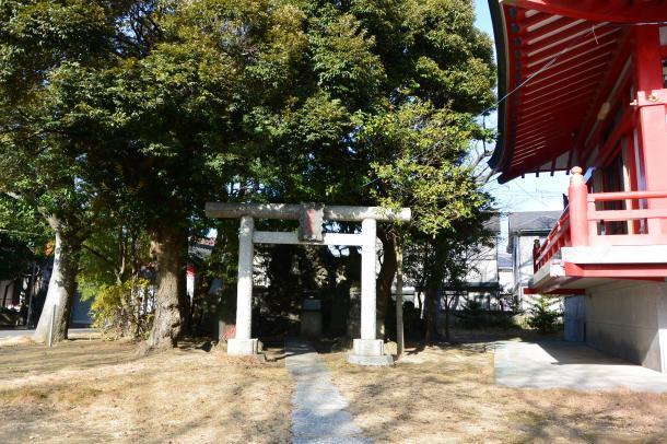 当代島稲荷神社③