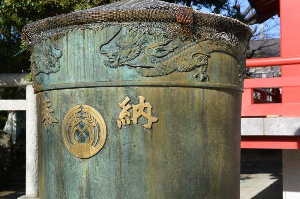 当代島稲荷神社⑧