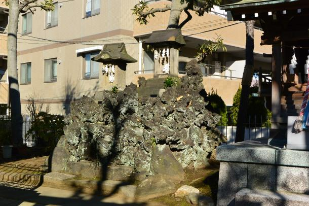 西葛西八幡神社④