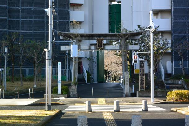 隅田川神社①