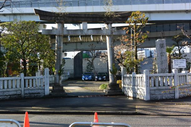 隅田川神社②