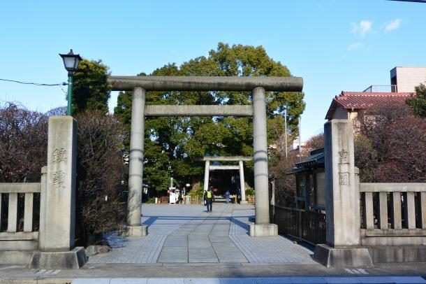 小村井香取神社①