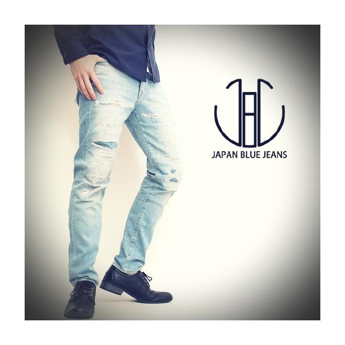 2017-01-18 10oz ストレッチイージーデニム カリフジーンズ ビバリー ジャパンブルージーンズ JAPAN BLUE JEANS (1) ビンテージ