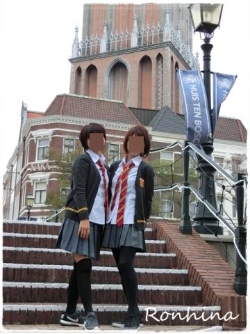 ココちゃんの入学式⑤