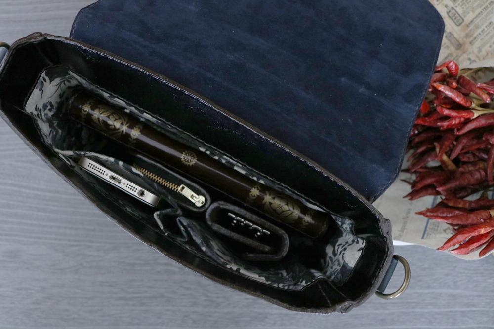 クラシカルトランクバッグ