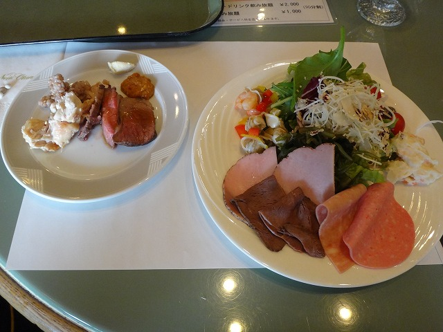 ホテル ニューオータニ 大阪 ランチ