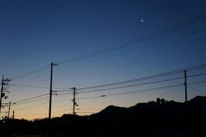 下弦の月32