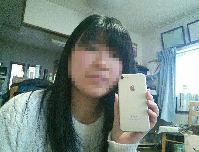 iPhoneだよ