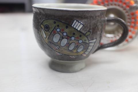 アマゴカップ