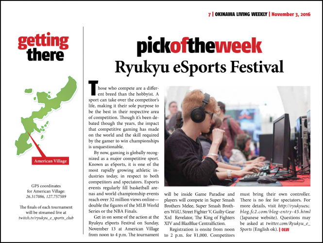 ReSF_Okinawa Living Weekly
