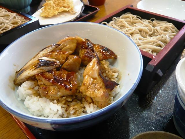蓬莱亭:江戸前丼セット2
