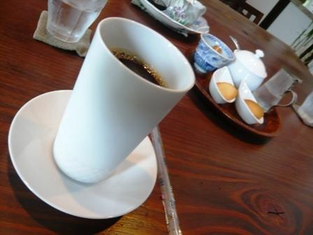 CAFE中川:アイス珈琲