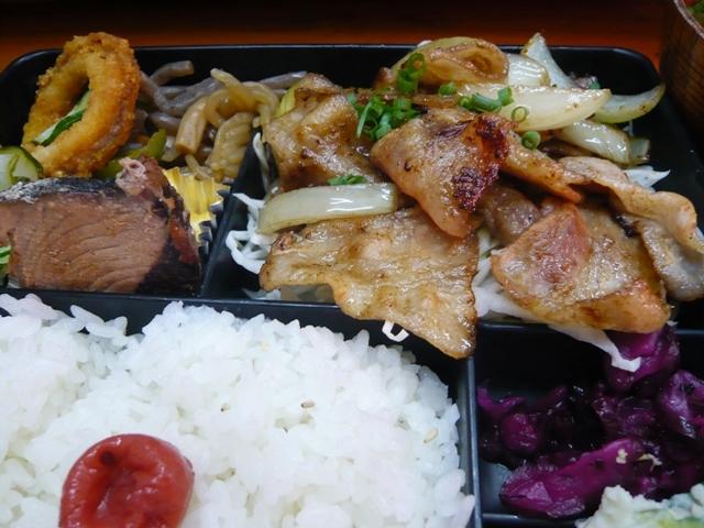 金多楼:焼き肉定食2