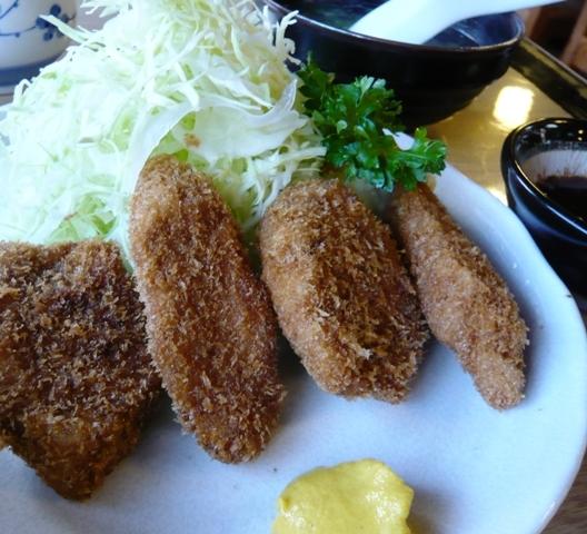 味丸:ヒレカツ定食3