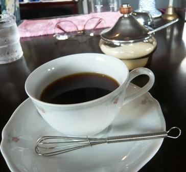 ランプ:ブレンドコーヒー