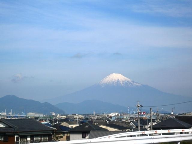 プチパレアラメール:富士山