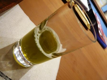 マルモ森商店:煎茶エスプレッソ2