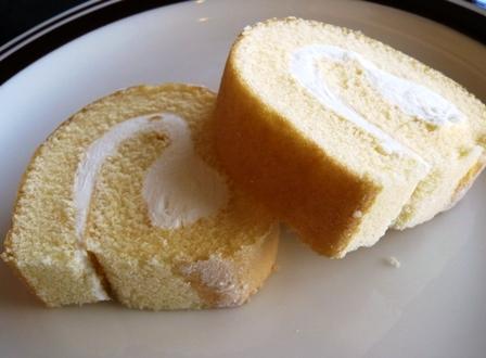 富士山のめぐみ:チーズロールケーキ