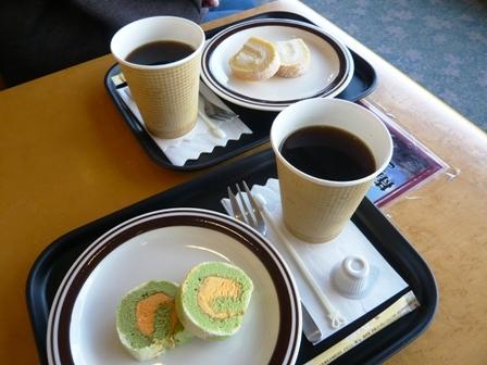 富士山のめぐみ:ロールケーキセット