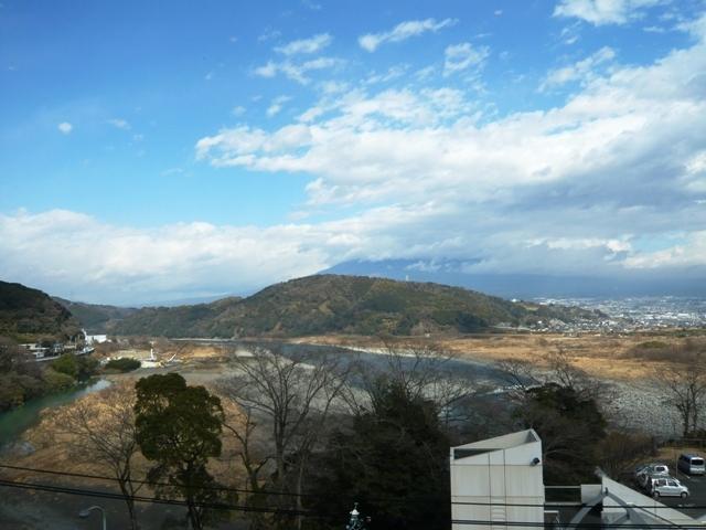 富士山のめぐみ:店内