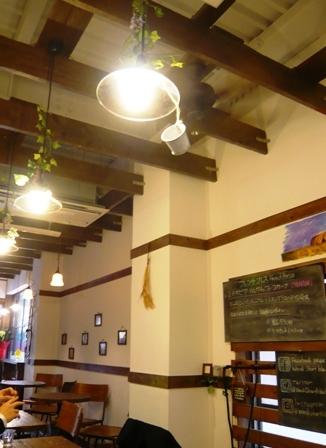 スペシャリティーコーヒー:店内1