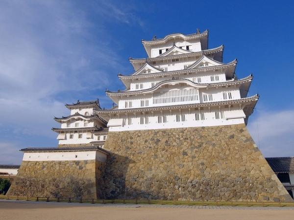 姫路城〔フリー写真〕