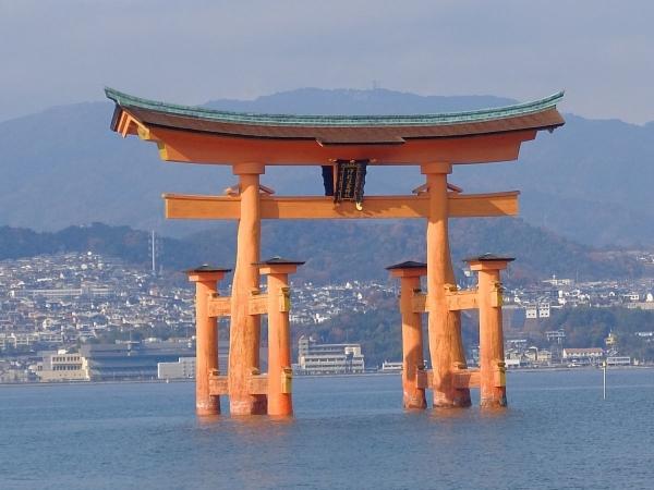 厳島神社5〔フリー写真〕
