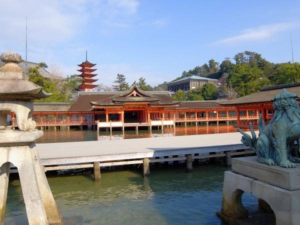 厳島神社10〔フリー写真〕