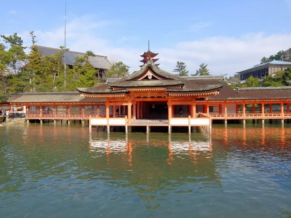 厳島神社11〔フリー写真〕