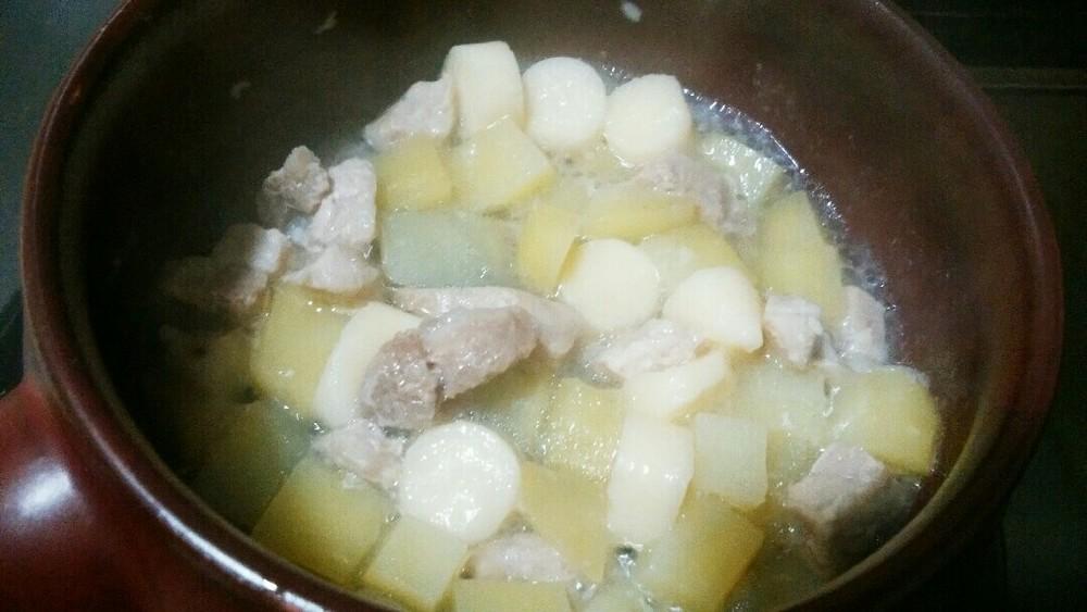豚肉とポテトの煮込みの作り方5