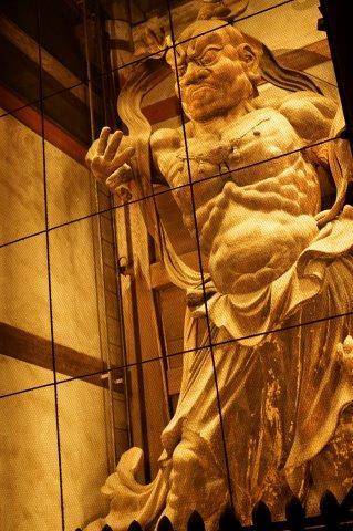 奈良東大寺 金剛力士像