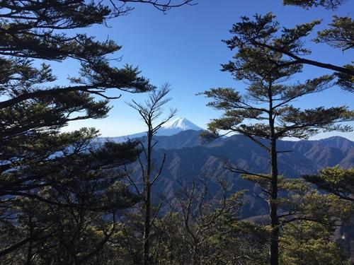 滝子山展望ポイント10