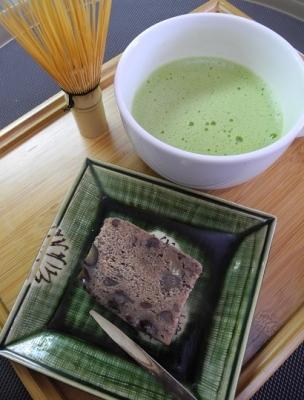 20170125浮島とお抹茶