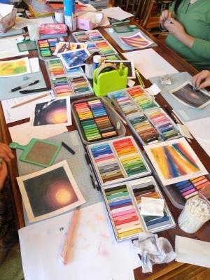 20170116パステル画教室